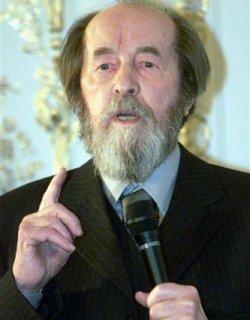 Почина Солженицин