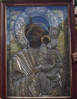 Виж Богородица и ослепей