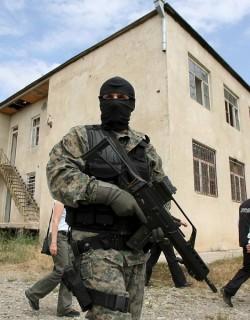 Взривове и сражения в Южна Осетия