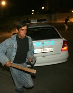 """""""Атака"""" срещу ромите в Бургас"""