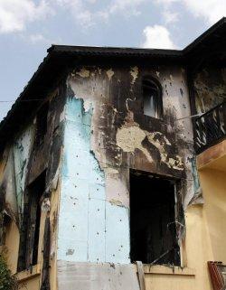 Пожар изпепели варненския терариум