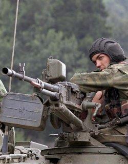 Войната престъпи оправданията за мир, Русия мачка грузинска територия*