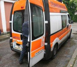 Ужас в центъра на София! Мъж почина зад волана, колата му катастрофира