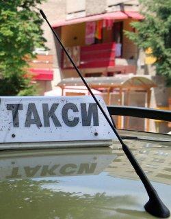 Такси се разби в бургаски автобус