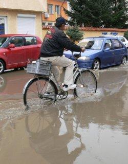Втори ден дъжд - втори ден наводнения
