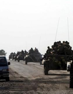 Русия разполага нови войски в Южна Осетия?