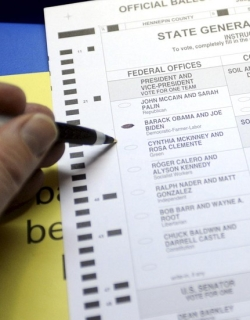 Американците се редят на опашки пред избирателните секции