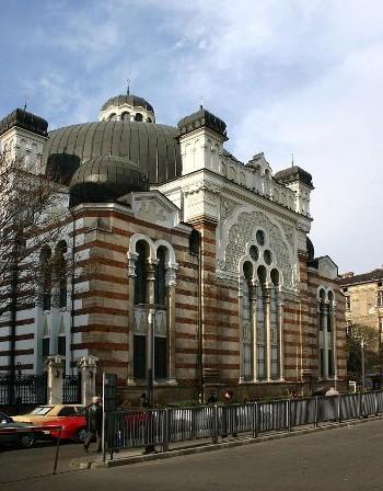 100-годишнина на синагогата в София