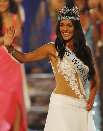 Мис Гибралтар е най-красивата на света!
