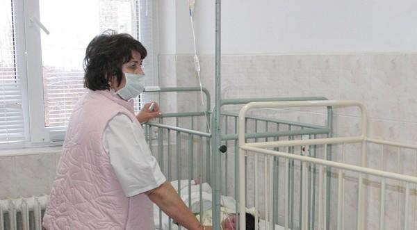 Четиримесечно бебе почина от морбили