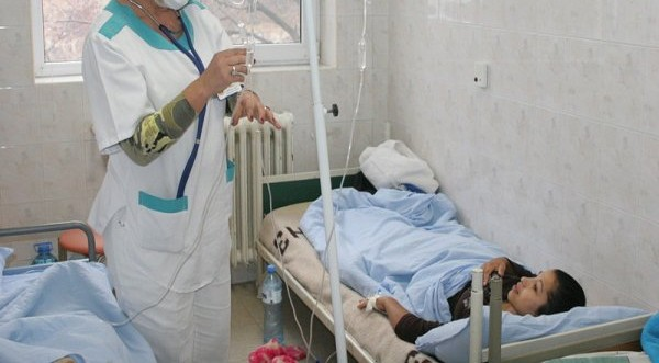 99% от заразените с морбили били роми