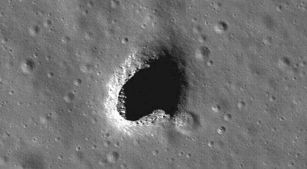 Американски ученици откриха отвор на повърхността на Марс