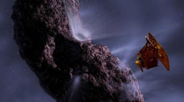 Земята изпрати сондата Deep Impact на среща с нова комета