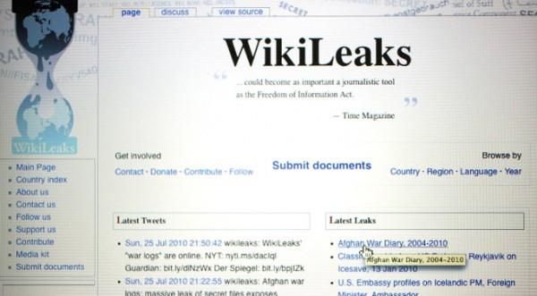 Шведската пиратска партия хоства WikiLeaks
