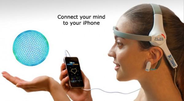 Как да контролираме iPhone с мозъка си