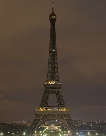 Пак заплаха за бомба край Айфеловата кула