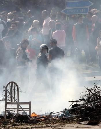 Неапол пред епидемия заради боклука