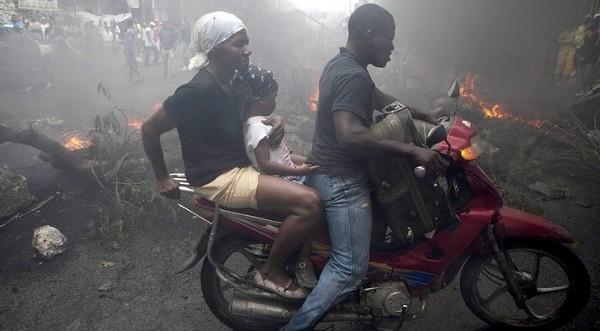 Епидемията от холера в Хаити е дошла от Азия