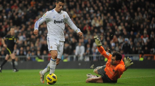Кристияно Роналдо с хеттрик срещу Виляреал