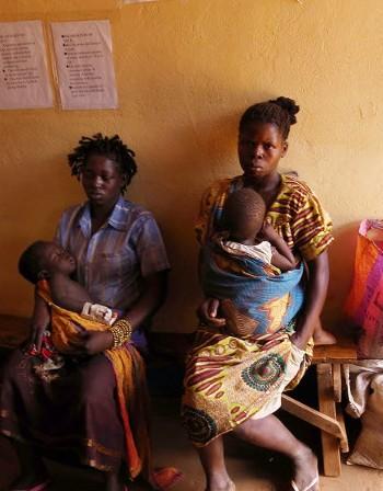 Всеки час в ДР Конго се изнасилват 48 жени