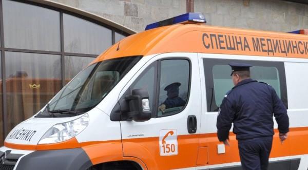 Мъж загина при срутване на балкон в София*