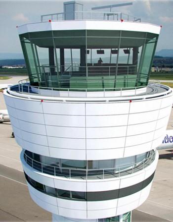 50-метрова кула ще се извисява на летище София