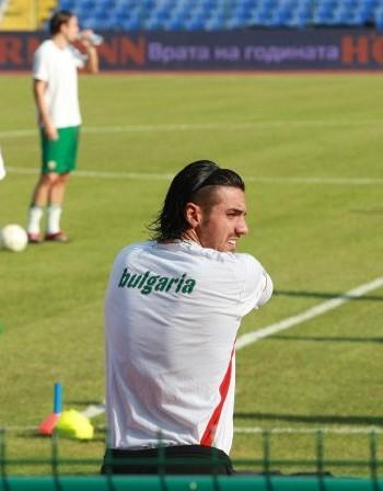 И Благой Георгиев напусна потъващия национален отбор