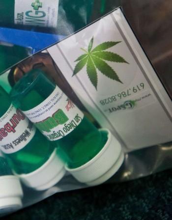 Хванаха българи с 300 кг марихуана в Калифорния