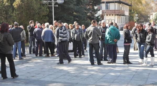 Новият-стар кмет на Белица встъпи в длъжност въпреки протестите