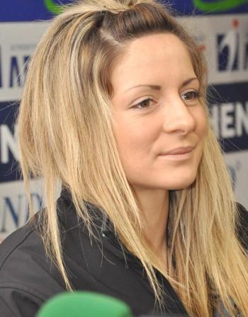 Сани Жекова не иска да е секссимвол