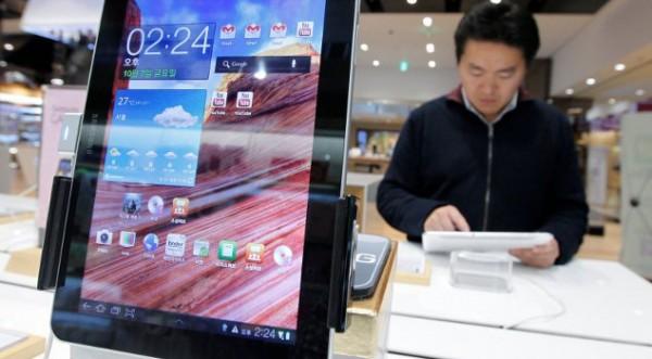 Съд отмени забраната за продажба на Galaxy Tab