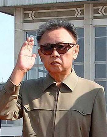 Почина Ким Чен Ир
