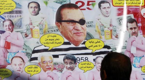 Арабската пролет струва $75 млрд на икономиките в района