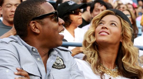 Дъщерята на Jay-Z и Бионсе дебютира в песен