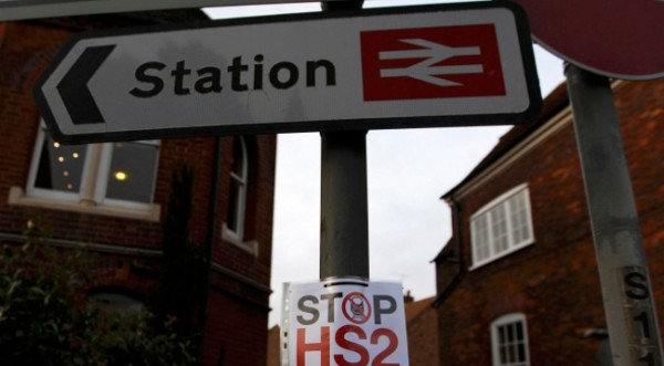 От Лондон до Бирмингам – за 49 минути