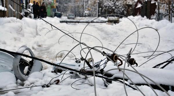15 села в Родопите все още са без ток