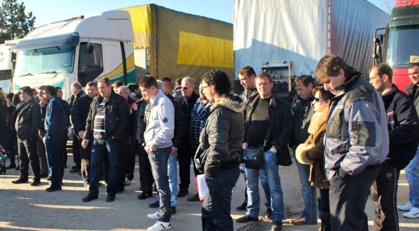 Българските превозвачи обречени на фалит