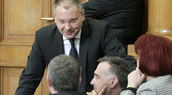 Не на инат НС отхвърли последното вето на Първанов