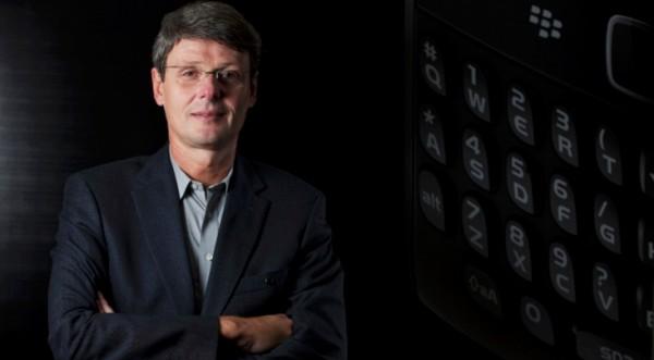 Нови шефове начело на производителя на Blackberry