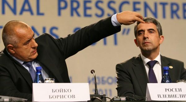 Борисов обсъжда посланическите назначения с Плевнелиев