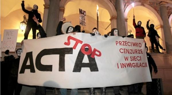 ACTA la vista, Baby!