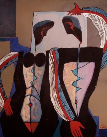 Изложба на Слав Бакалов в галерия Ракурси
