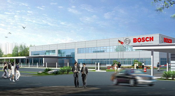 Bosch строи завод за 77 млн. евро в Румъния
