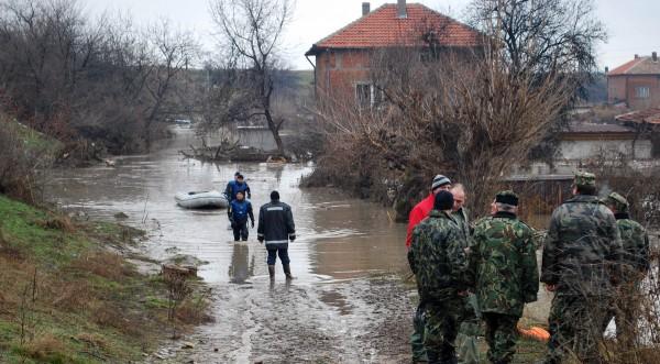 Психолози започват работа с пострадалите от наводненията