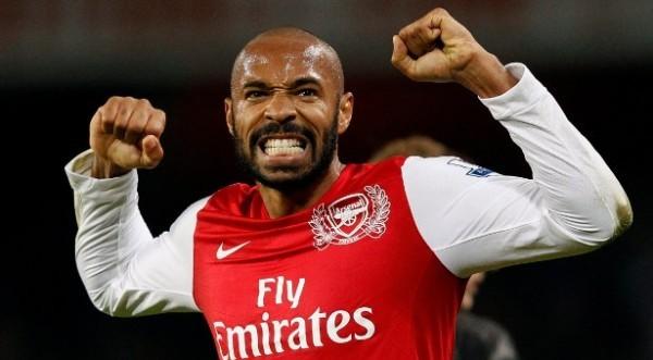 Анри няма да удължава престоя си в Арсенал