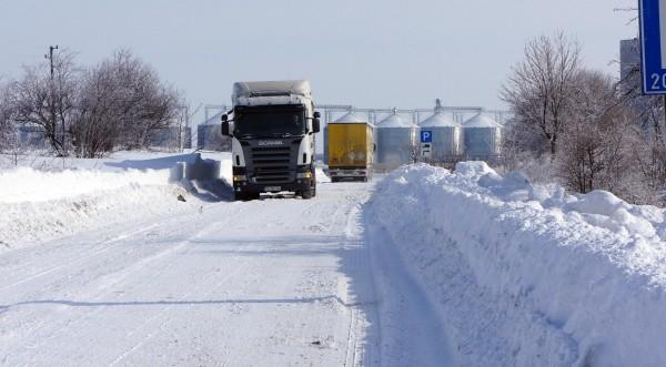Пътищата проходими при зимни условия