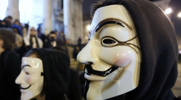 Anonymous хакнаха сайта на ЦРУ