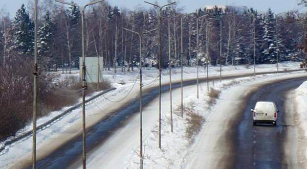 Пътищата: проходими при зимни условия