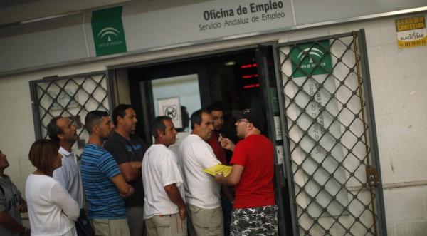 Младите испанци - жертвеният агнец на кризата