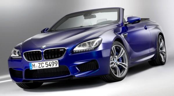 BMW разсекрети новите M6 Coupe и Convertible